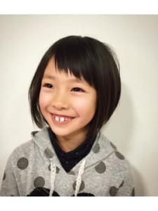 髪型 くせ毛 小学生 女の子