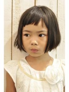 ゚ ⁱˡˡᵉᵍⁱʳˡ 黒髪ボブのヘアスタイル ショートヘア 女の子